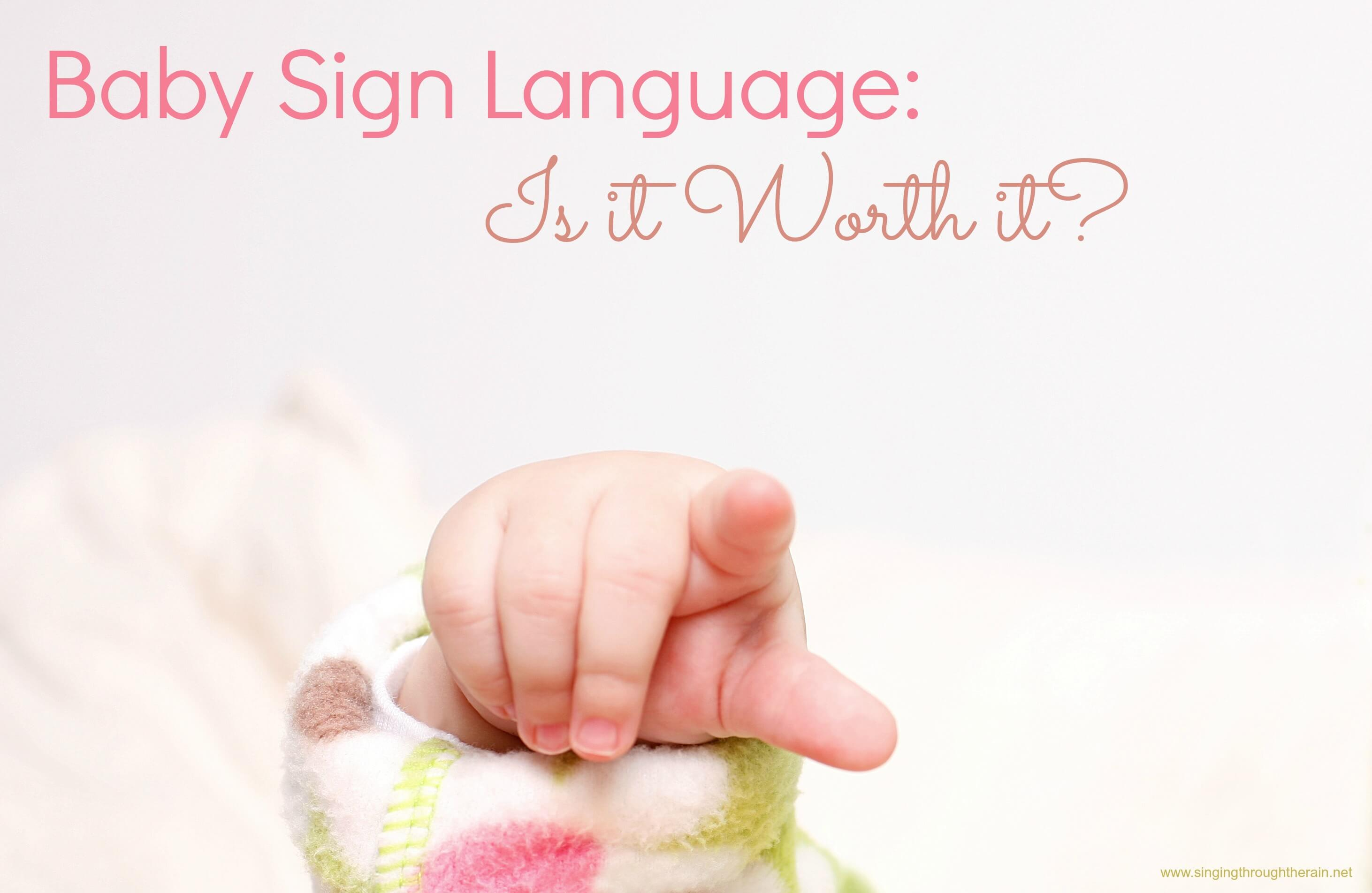 """sign language for healthy hearing infants Sign language opens many doors for parents and their hearing-impaired children,  7 benefits of sign language  signing infants can become a part of the conversation, they can """"tell"""" you ."""
