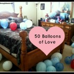 50 Balloons of Love