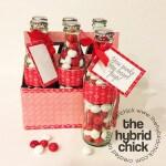 Valentine's Day Pop Bottles