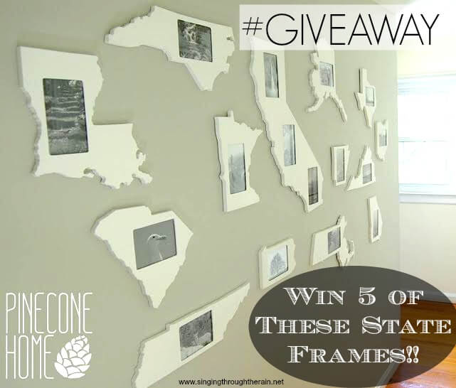 Pinecone Home Giveaway