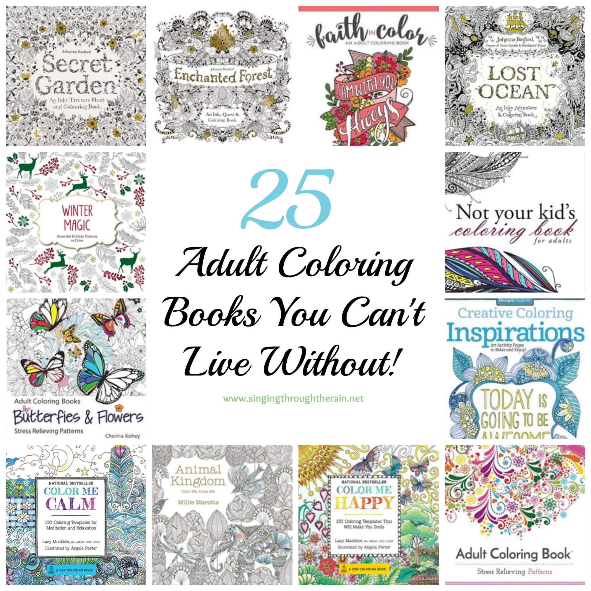 Stress free coloring book - Stress Coloring Book Barnes And Noble 43